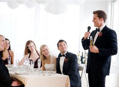 やってはいけない!結婚式スピーチ6つのNGポイント