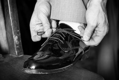 女性の目もひく!結婚式の男性お呼ばれファッション(革靴篇)