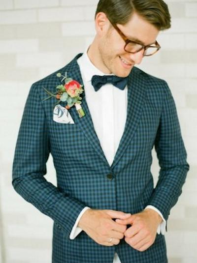 彼氏につけて欲しい!結婚式お呼ばれネクタイコーデ