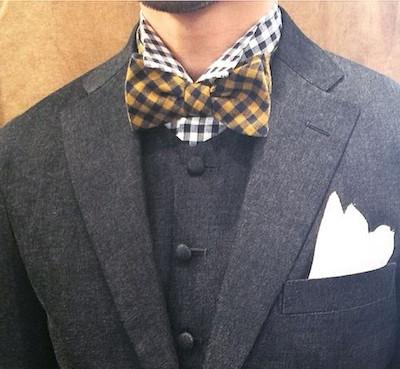 女性の目もひく!結婚式の男性お呼ばれファッション(タイ篇)