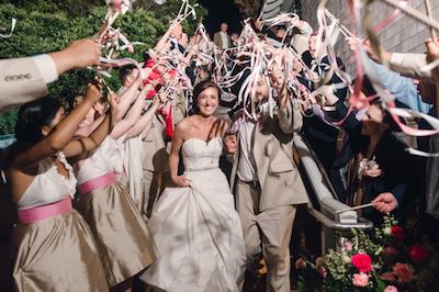 結婚式二次会でも大活躍!場所を選ばず使えるリボンワンズの活用方法
