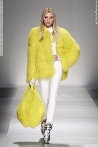 Fashion Show - Blumarine collection (Fall-Winter 2012-2013) Runway