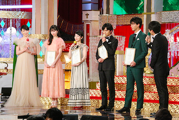 「あのドレスは?」第41回日本アカデミー賞 話題の女優が選んだブランド