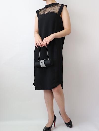 サイズガイド【mame】リバーレースIラインドレス